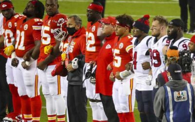 Fans boo as Texans and Chiefs Unite in Silence