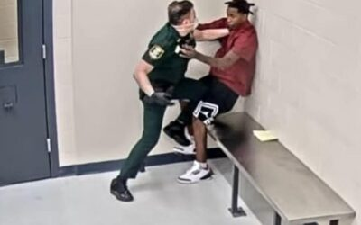 Florida sheriff's deputy on administrative leave after hitting Black teen