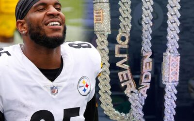 Custom Diamond Chains Created by ERIC EBRON for his  sons