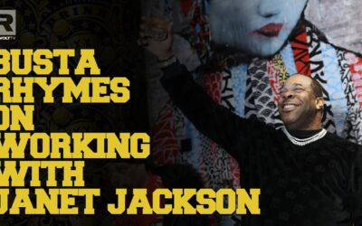 """Busta Rhymes On The Making """"What's It Gonna Be?!"""" With Janet Jackson"""