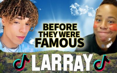 LARRAY | BEFORE THEY WERE FAMOUS | TIK TOK STAR DISS TRACK & CANCELLED SONG HAS 40+ MILLION VIEWS