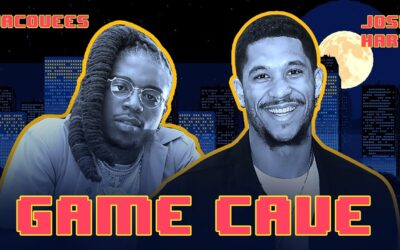 JOSH HART & JACQUEES GO TO WAR PLAYING CALL OF DUTY: WARZONE | GAME CAVE PRESENTED BY PACSUN