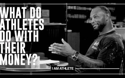 WHAT DO ATHLETES DO WITH THEIR MONEY? | I AM ATHLETE (S2E5)