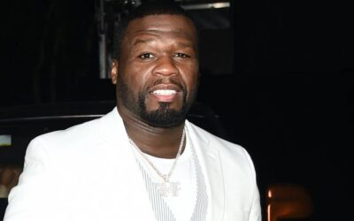 50 CENT'S LATEST SONG BECOMES #1