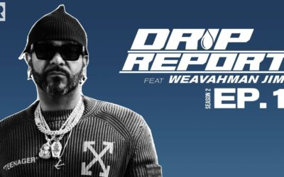 JIM JONES WITH THE WEEKEND FORECAST, MICHAEL JORDAN, JERRY LORENZO X NEW ERA & MORE | DRIP REPORT