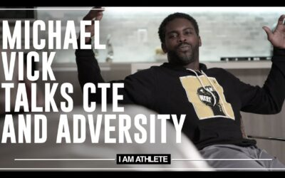 MICHAEL VICK TALKS CTE & ADVERSITY | I AM ATHLETE (S2E19)