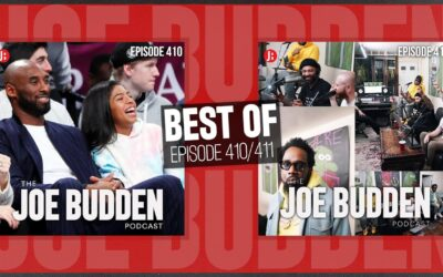 BEST OF EP410 (I CAN'T BELIEVE IT'S NOT BUTTER) & EP411 (POWER OF NUMBERS) | THE JOE BUDDEN PODCAST