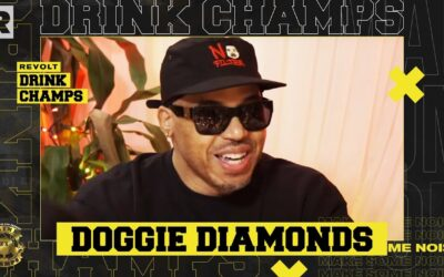 DOGGIE DIAMONDS ON HIS MAX B INTERVIEW, DIPSET, BEING A TRAILBLAZER, VLAD TV & MORE | DRINK CHAMPS