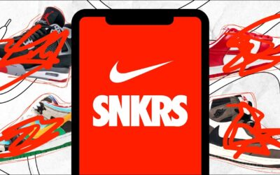 THE FIX FOR NIKE SNKRS APP