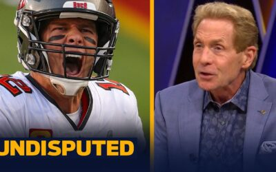 TOM BRADY IS ON A MISSION TO WIN 2 OR 3 MORE SUPER BOWLS — SKIP BAYLESS | NFL | UNDISPUTED
