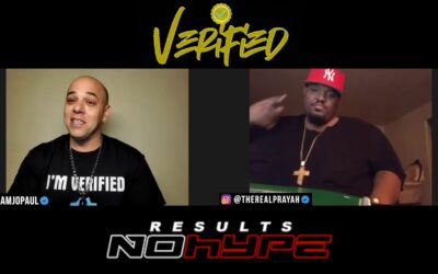 #VERIFIEDPODCAST​ PRAYAH SIGNING TO BUSTA RHYMES, HUSTLIN AT 13 YEARS OLD, SHAMPOO YNVS CO-HOST