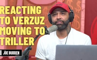 REACTING TO VERZUZ SELLING TO TRILLER | THE JOE BUDDEN PODCAST