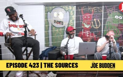 THE JOE BUDDEN PODCAST EPISODE 423 | THE SOURCES