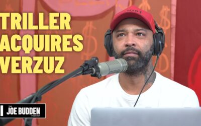TRILLER ACQUIRES VERZUZ FROM SWIZZ BEATZ AND TIMBALAND | THE JOE BUDDEN PODCAST