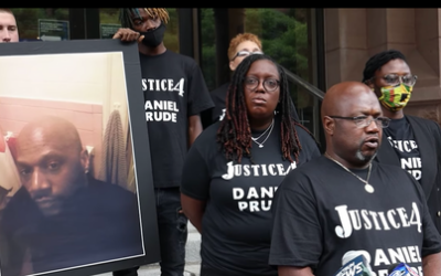 GRAND JURY DECIDED NOT TO INDICT ROCHESTER OFFICERS WHO PARTOOK IN DANIEL PRUDE'S DEATH