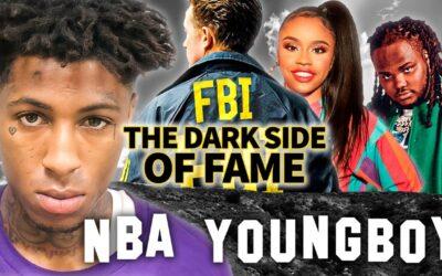 NBA YOUNGBOY   THE DARK SIDE OF FAME   FBI, YAYA MAYWEATHER, TEE GRIZZLEY & MORE