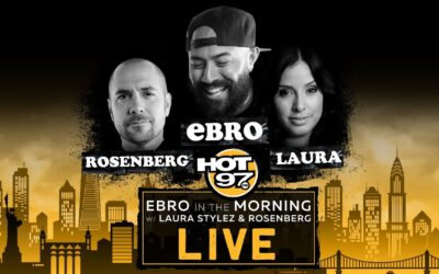 6ix9ine Trolls Tory Lanez, 50 Cent vs Ja Rule + COVID-19 Response | Ebro in the Morning Uncensored