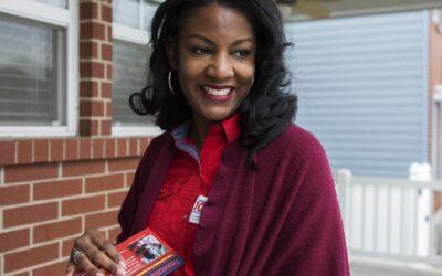 Tishaura Jones becomes St. Louis' first Black woman mayor
