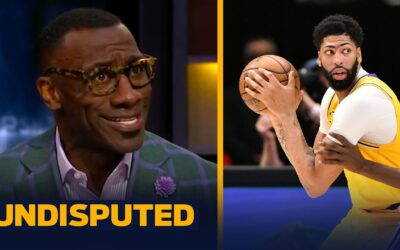 Skip & Shannon on Anthony Davis' return to Lakers after missing 9 weeks | NBA | UNDISPUTED