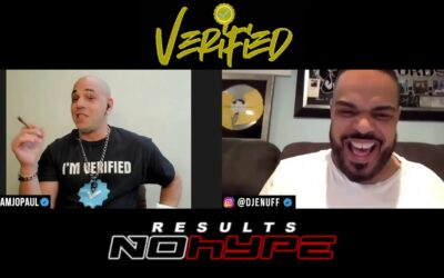 DJ ENUFF interview, Heavy Hitters, Biggie, Shawn Prez, YNVS Brooklynne & Shampoo