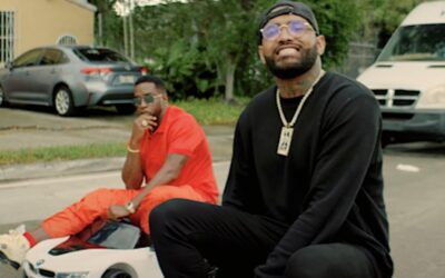 """Joyner Lucas and Diddy chill out in video for """"Zim Zimma"""""""