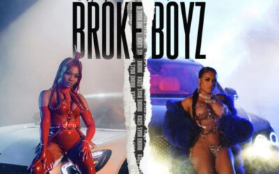 "Shaybo and DreamDoll talk about ""Broke Boyz"" in latest song"