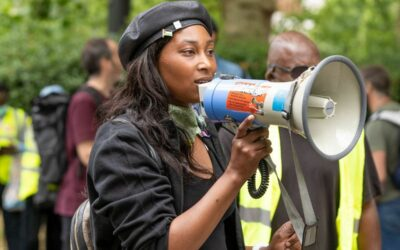 Black Lives Matter activist Sasha Johnson was shot and is now in critical condition
