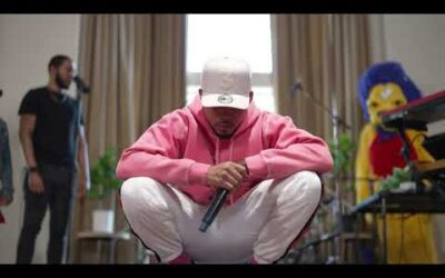 """Work Out"""" gets an acoustic makeover by Chance the Rapper"""