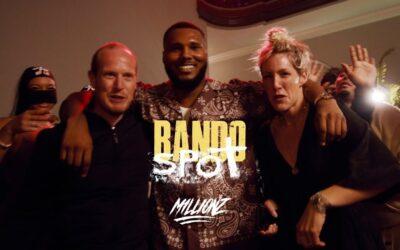 "Introducing M1LLIONZ's new video for ""Bando Spot"""